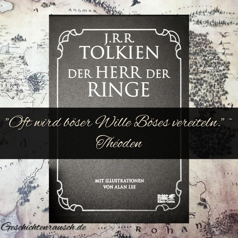 Zitat - Herr dwer Ringe - Théoden
