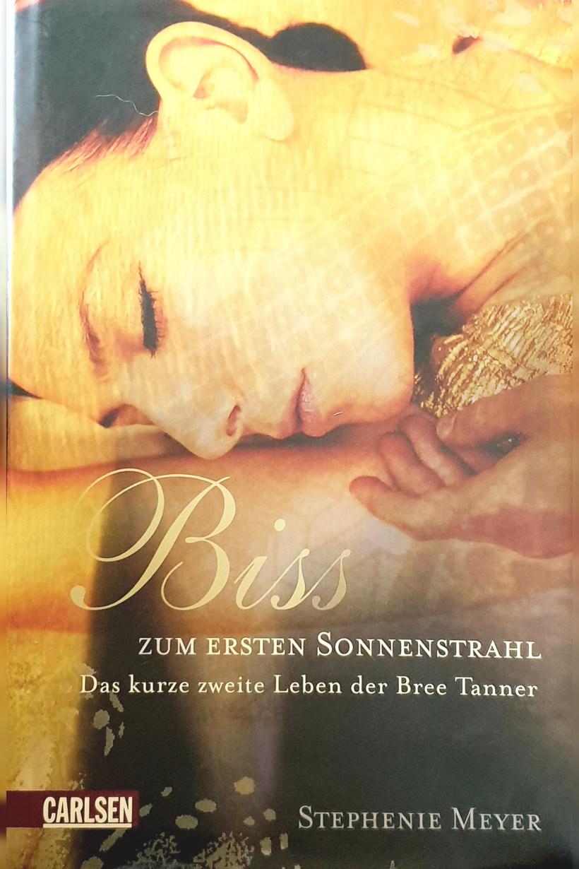 Biss zum ersten Sonnenstrahl - Das kurze zweite Leben der Bree Tanner Book Cover