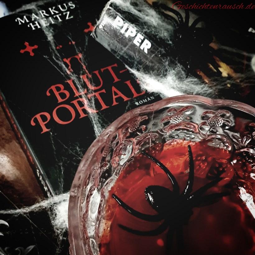 Blutportale - Markus Heitz