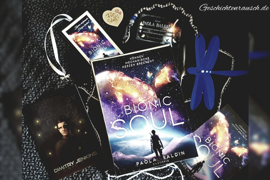 Bionic Soul Buchbox mit Goodies