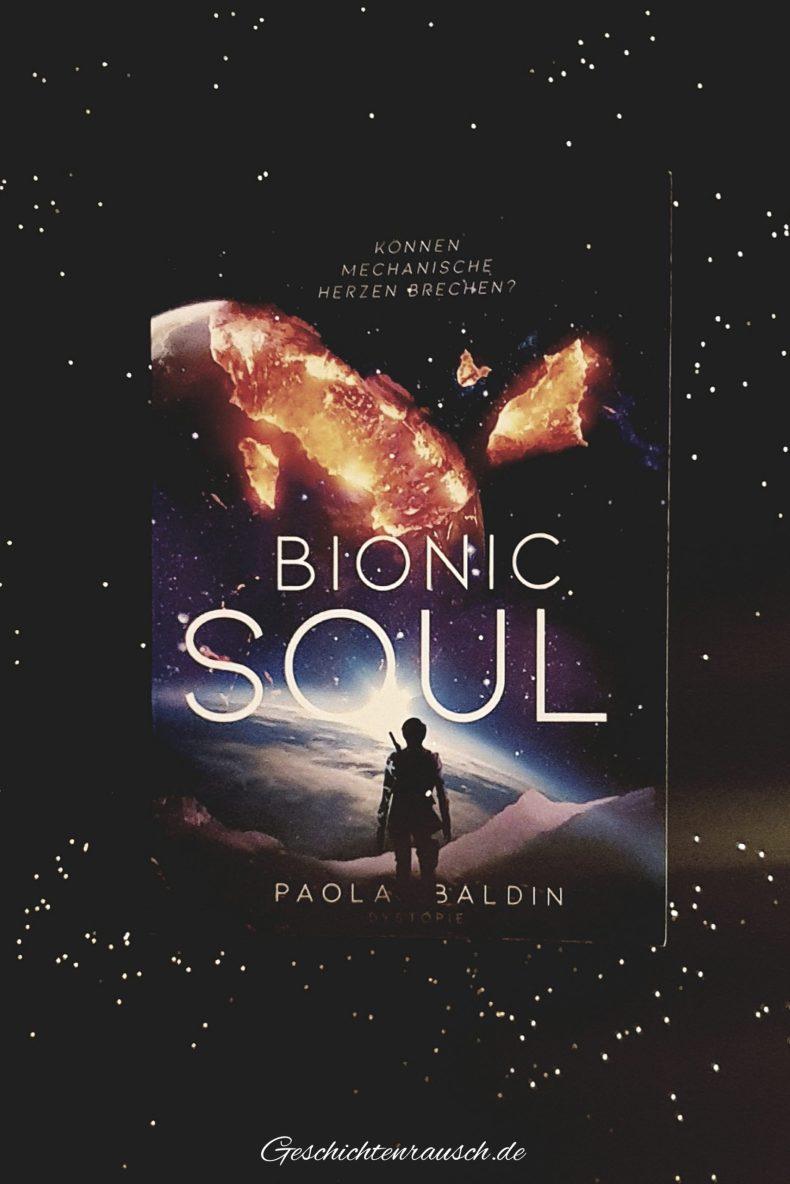 Bionic Soul - Können mechanische Herzen brechen? Book Cover
