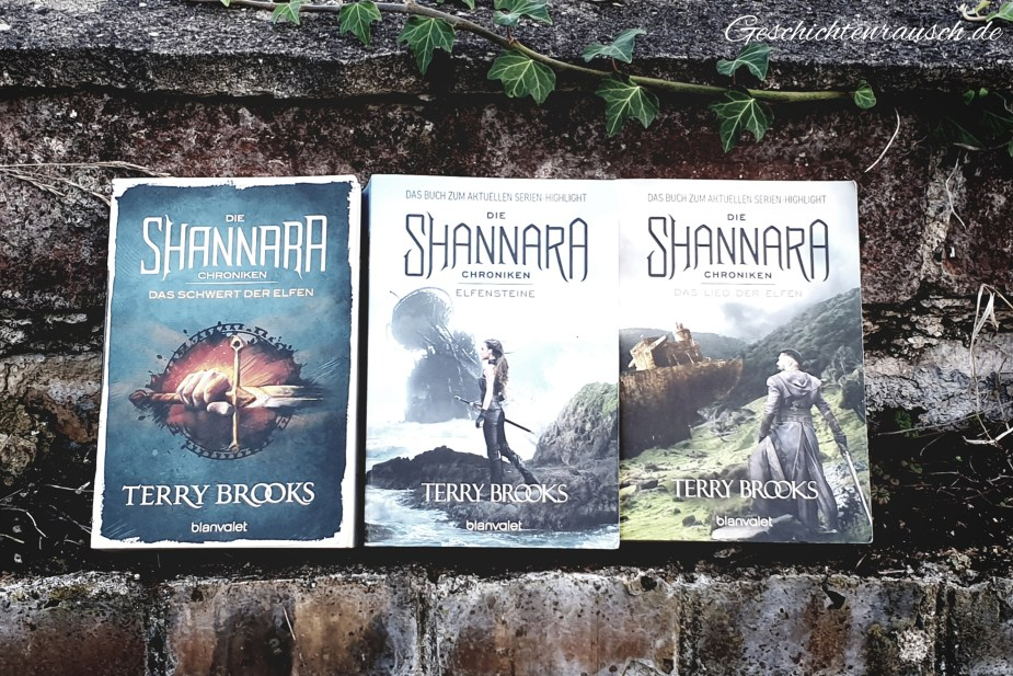 Shannara Chroniken - Cover