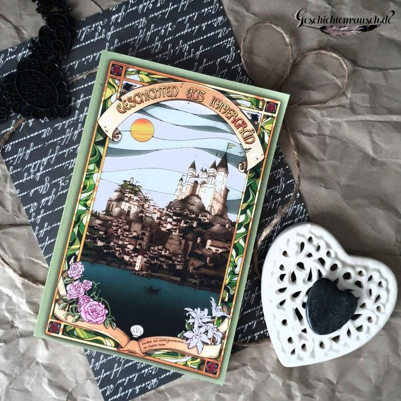 Geschichten aus Immergrün - Sammelband 1 Book Cover