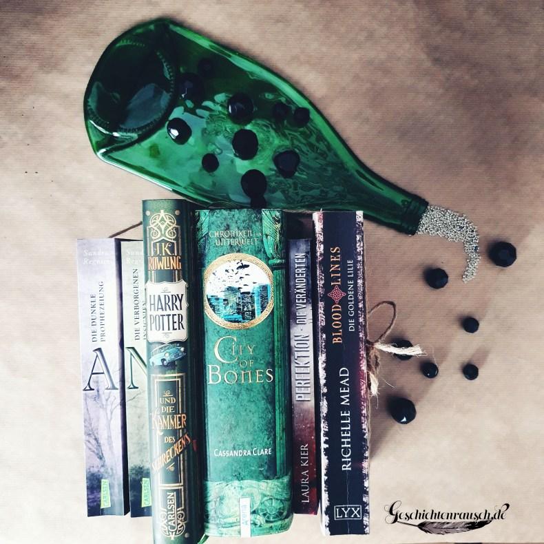Februar-Bücher