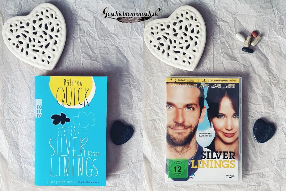 Buch vs. Film: Silver Linings