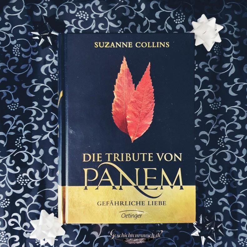 Cover von Die Tribute von Panem - Gefährliche Liebe von Suzanne Collins