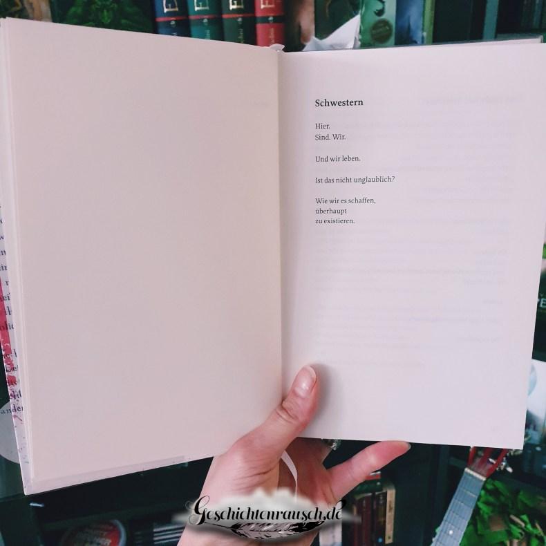 Buchsatz von Eins von Sarah Crossan