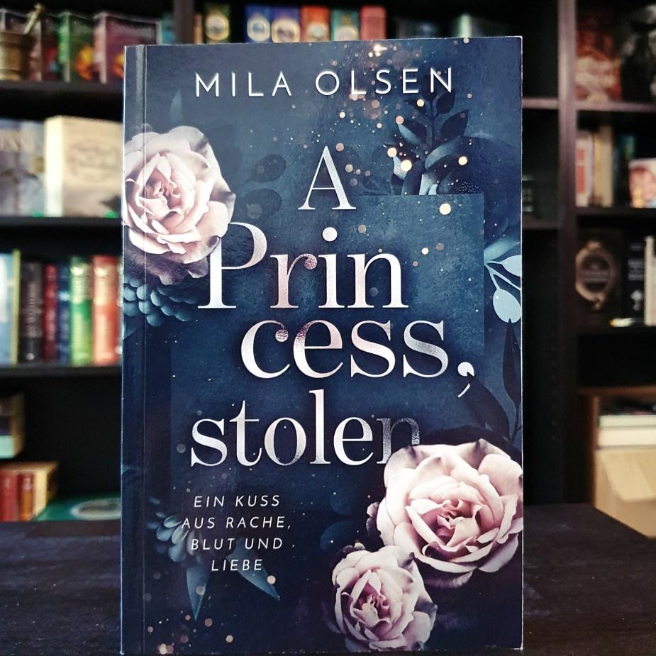A Princess, Stolen Cover
