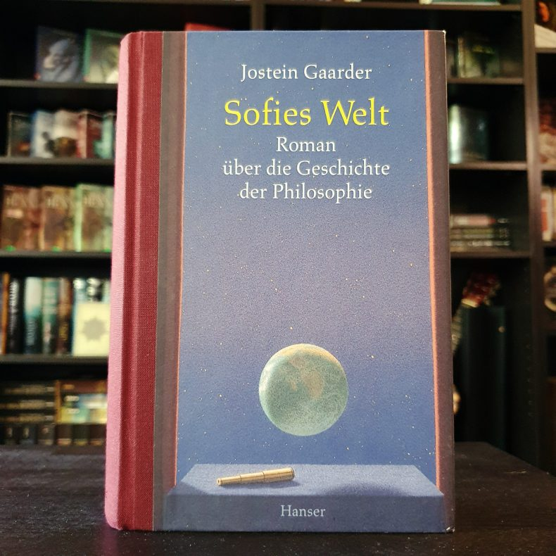 Sophies Welt Cover