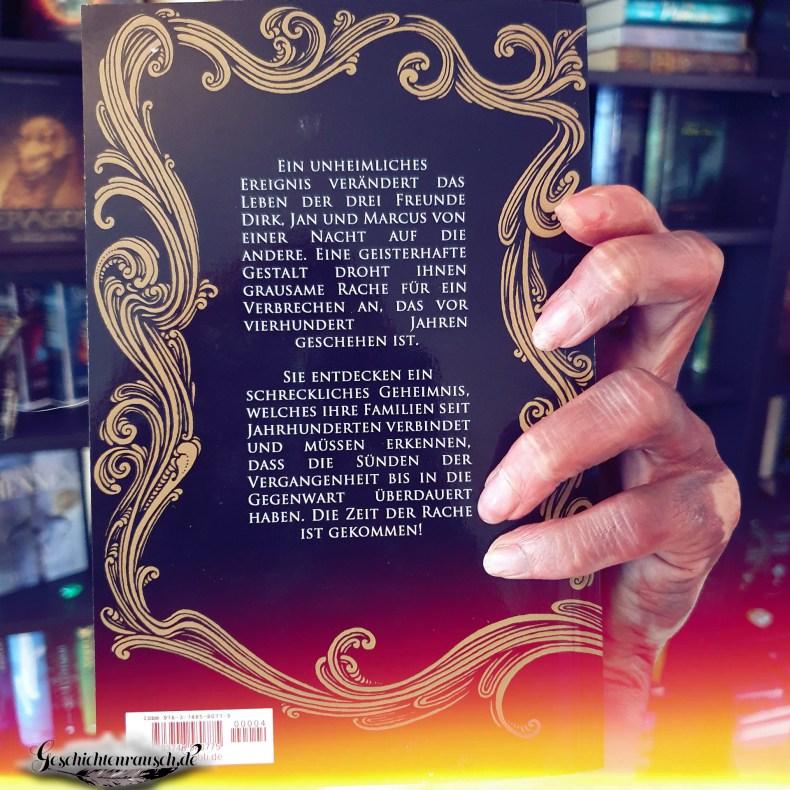 Klappentext von Die Träne der Zauberschen von Ian Cushing