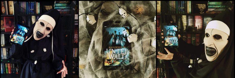 Buchvorstellung zu Halloween in Unterwald von Maria Winter