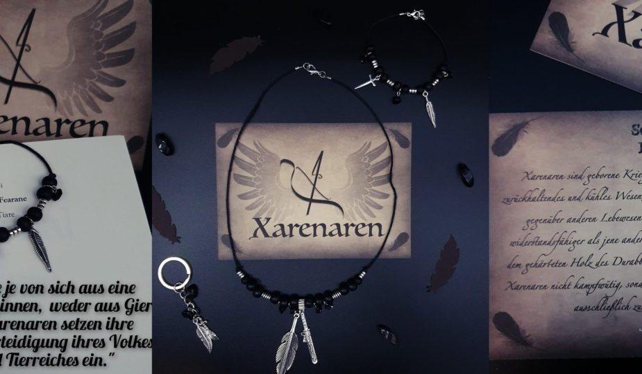 Vorstellung der Xarenaren aus Schicksal der Fearane von Steffi Frei