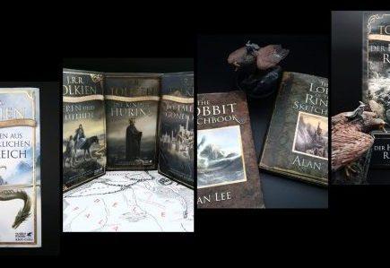 Buchillustrationen von Alan Lee