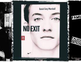 Buchvorstellung zu No Exit von Daniel Grey Marshall