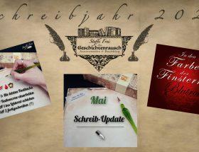 Schreibjahr 2021: Mai-Update