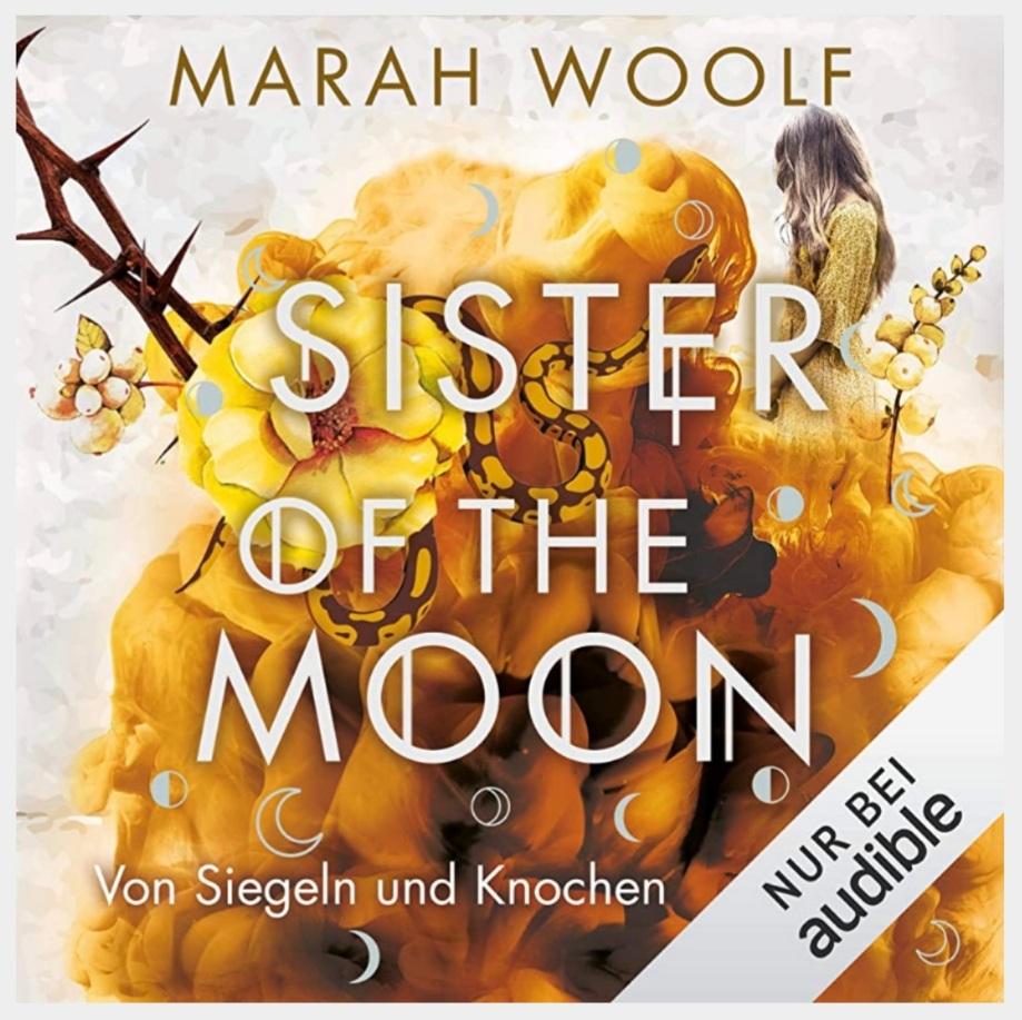Sister of the Moon von Marah Woolf