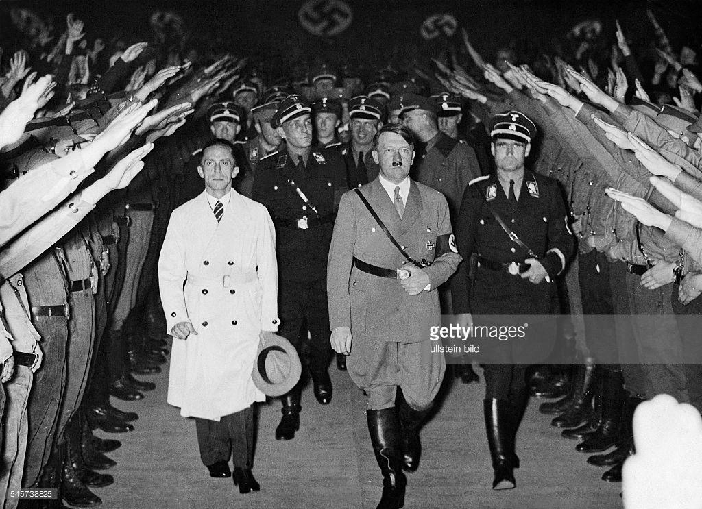 Die Reden Hitlers für Gleichberechtigung und Frieden – Der Führer im Sportpalast am 24. Oktober 1933