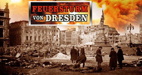 AUFRUF ZUM DRESDEN-GEDENKEN am 17. Februar 2018