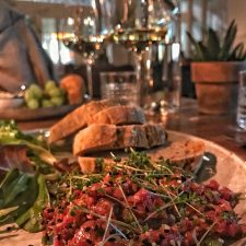 Tartar Geschmackskompass Renkli Weinbar Restaurant Tipp Leipzig Food Blog Blogger
