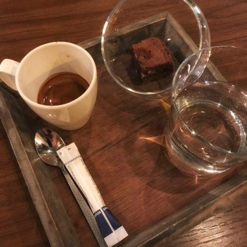 Restaurant Upper West Leipzig Espresso