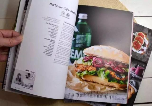 Rezept im FoodBook
