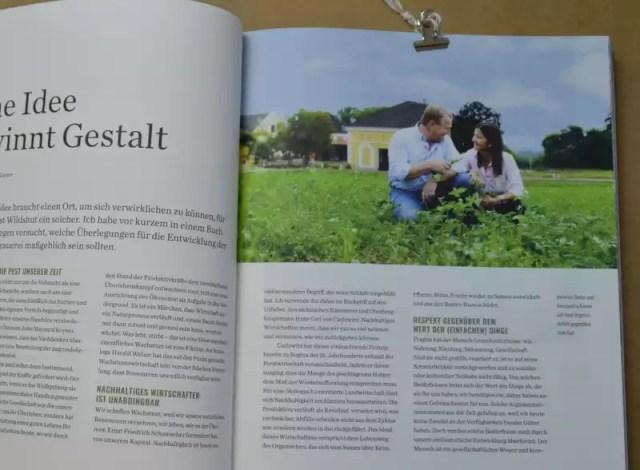 Rezension Buch Gut Wildshut Familie Kiener