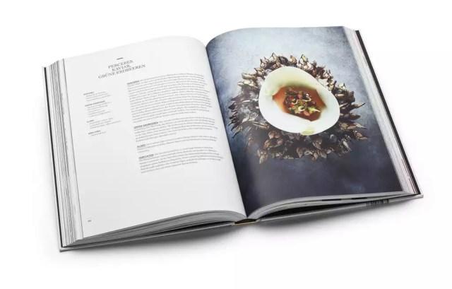Kochbuch aus dem Restaurant Ikarus