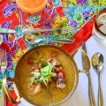 Tom Yam Goong Suppe