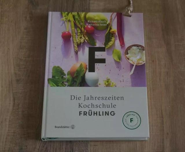 Cover Jahreszeiten Kochschule Frühling