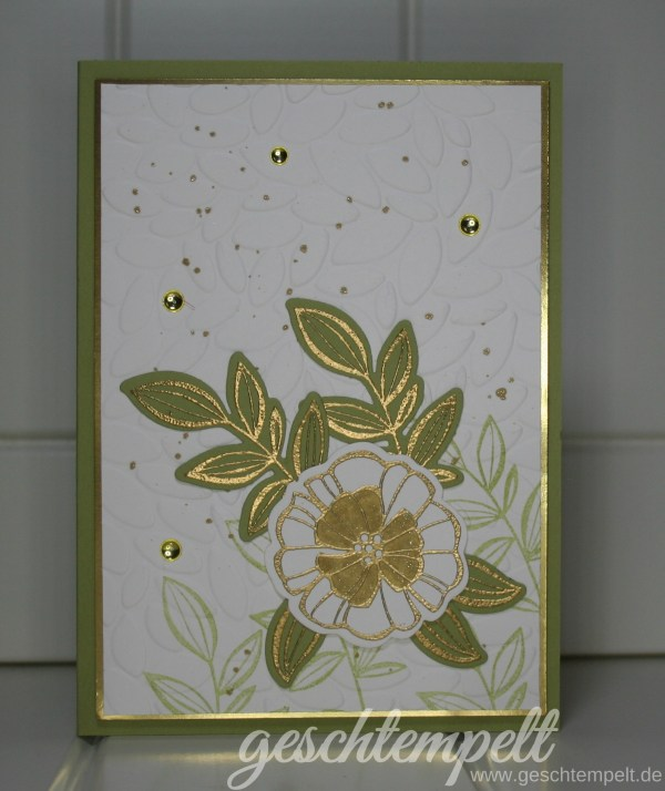 GDP044, Stampin up, Falling Flowers, Maiblüten, May Flowers