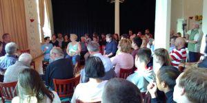 Politische Gesprächsrunde mit den Direktkandidat/innen Bernburgs