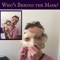 Who's Behind the Mask? Sophia