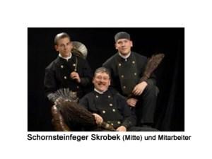 Norbert Skrobek, Berlin mit Mitarbeitern