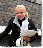Nina Hell, Architektin (Privatarchiv)