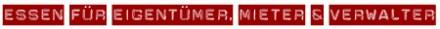 Banner Essen für Eigentümer, Mieter & Verwalter