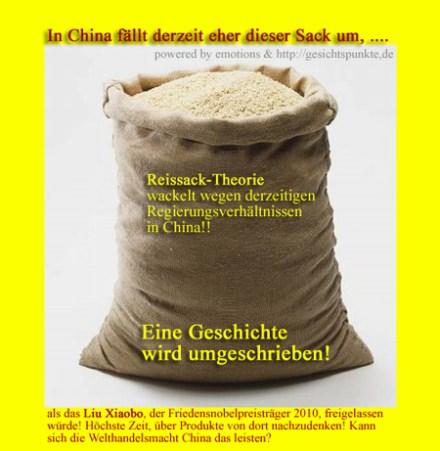 Reissack-Theorie wackelt!