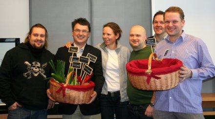 Peter, Sonja Frühsammer, Danijel Kresovic, Marco Müller, Matthias Gleiß
