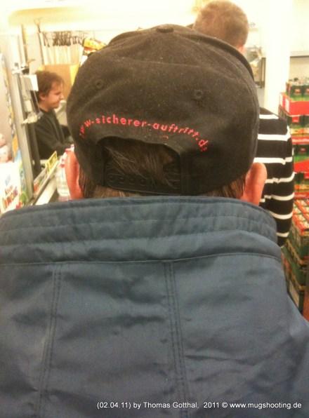 sicherer-auftritt.de - Mütze