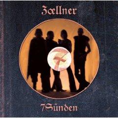 Zöllner - 7 Sünden (CD)