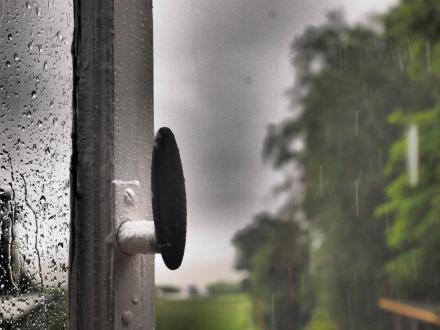 Foto und Fensterbeschlag des Tages (Innenansicht - © Poison, Bu Gatti 2012)