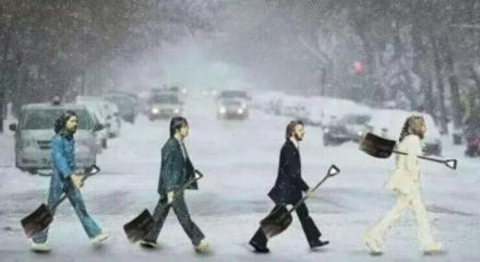 Beatles - Abbey Road-Adaption