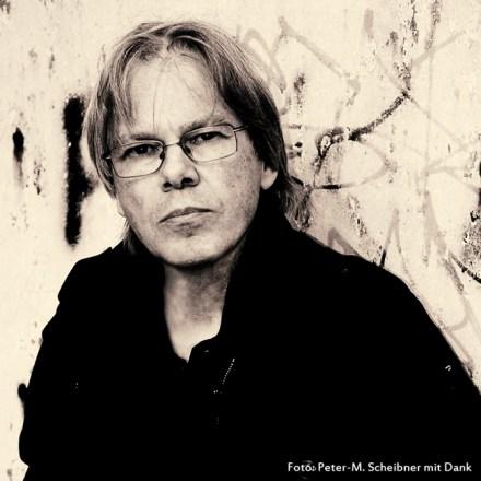 H.p. Daniels (Foto: Peter M. Scheibner, mit Dank)