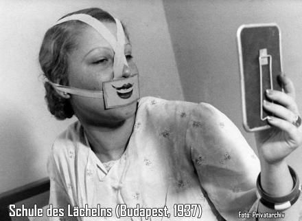 Schule des Lächelns (Budapest, 1937) - Quelle: Privatarchiv