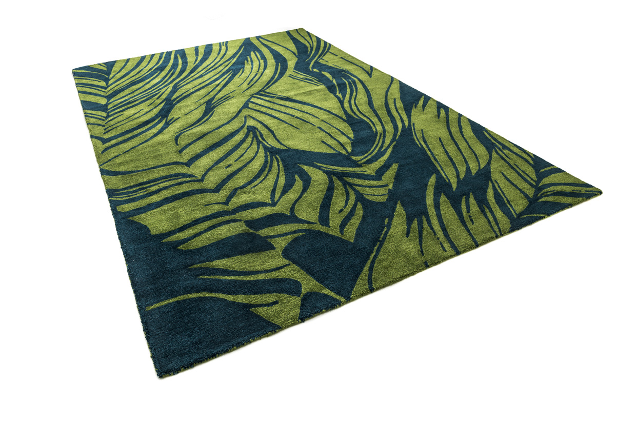 Holiday paradise on your own terrace: The new Floorwear® JUNGLE from kymo