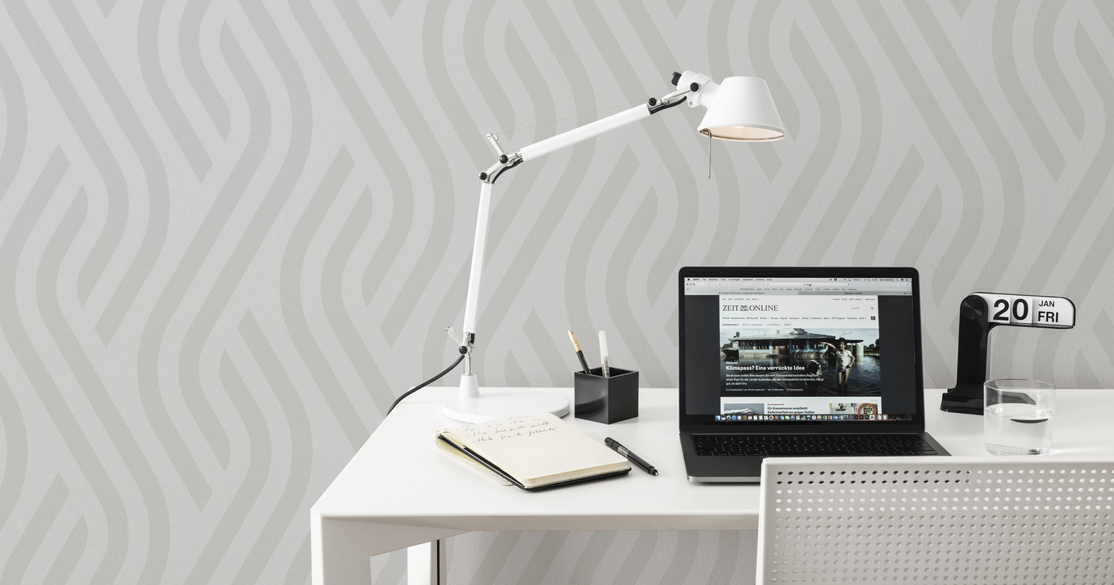 Perfektes Licht für den optimalen Workflow im Homeoffice