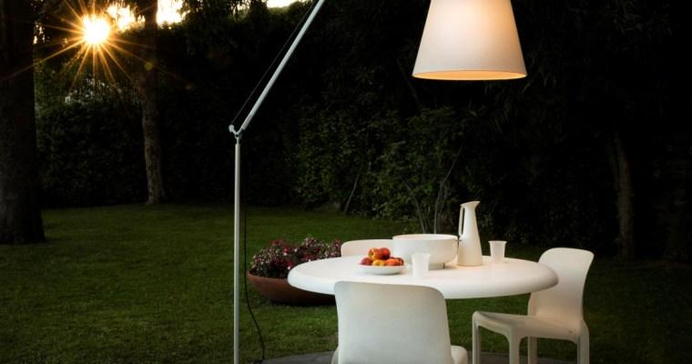 Artemide Outdoor-Leuchten: Schönheit, die von außen kommt