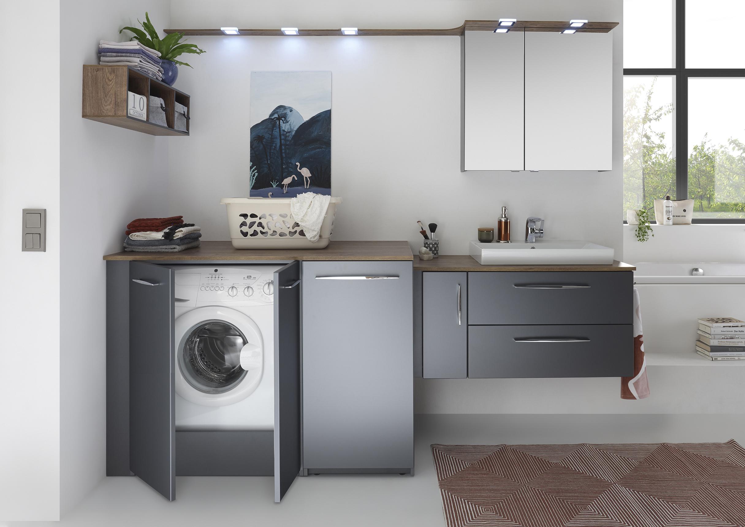 Clever eingerichtet – der moderne Hauswirtschaftsraum