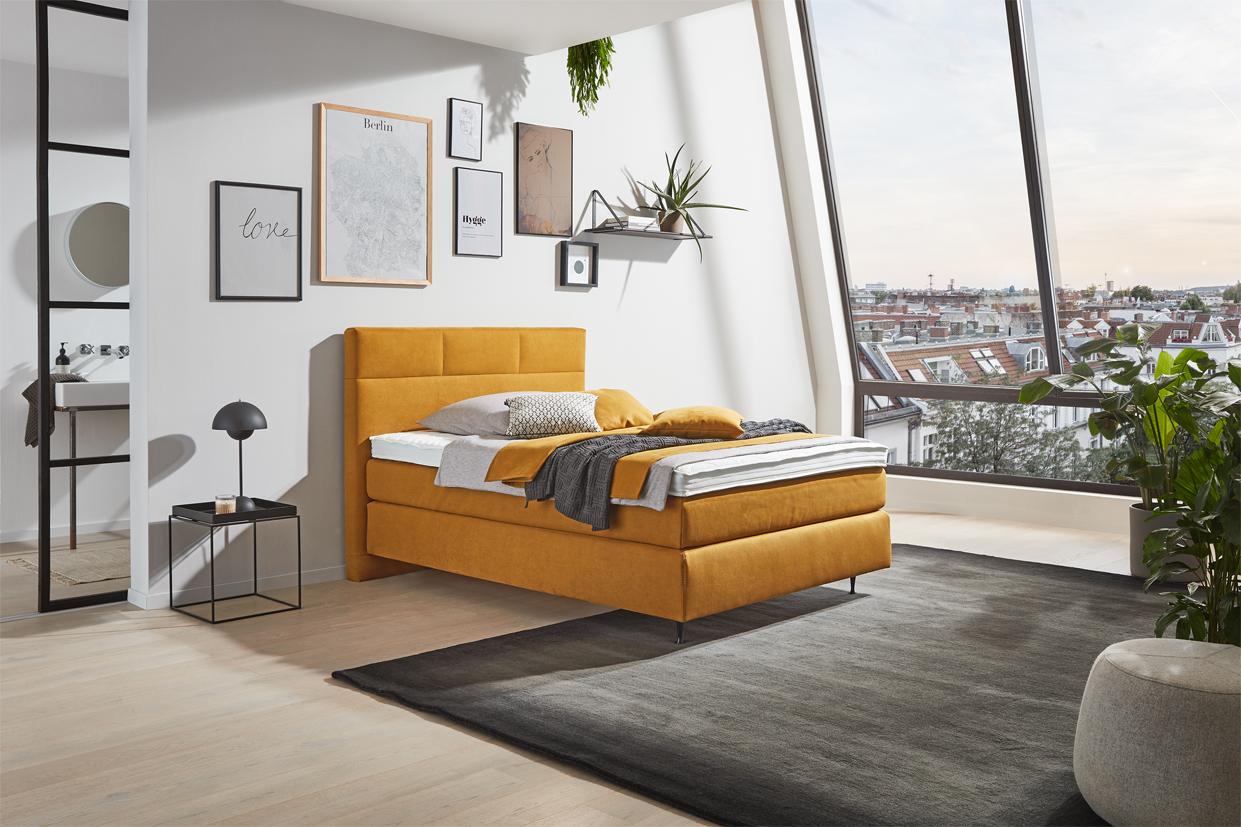 Der neue Lifestyle im Schlafzimmer: Bettentrends von ADA