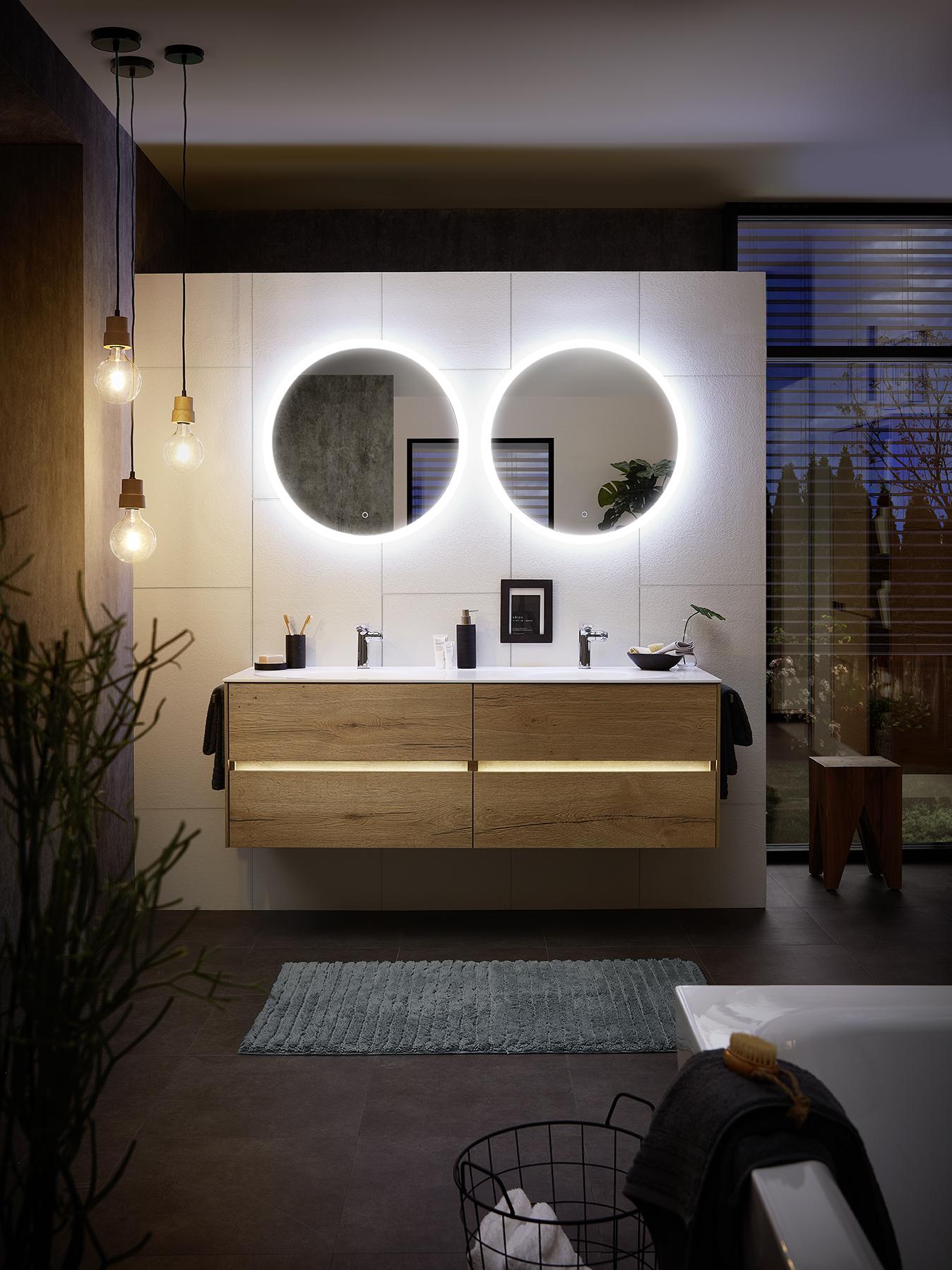 Lichtkonzepte zum Wohlfühlen: Tipps für die optimale Badezimmer-Beleuchtung