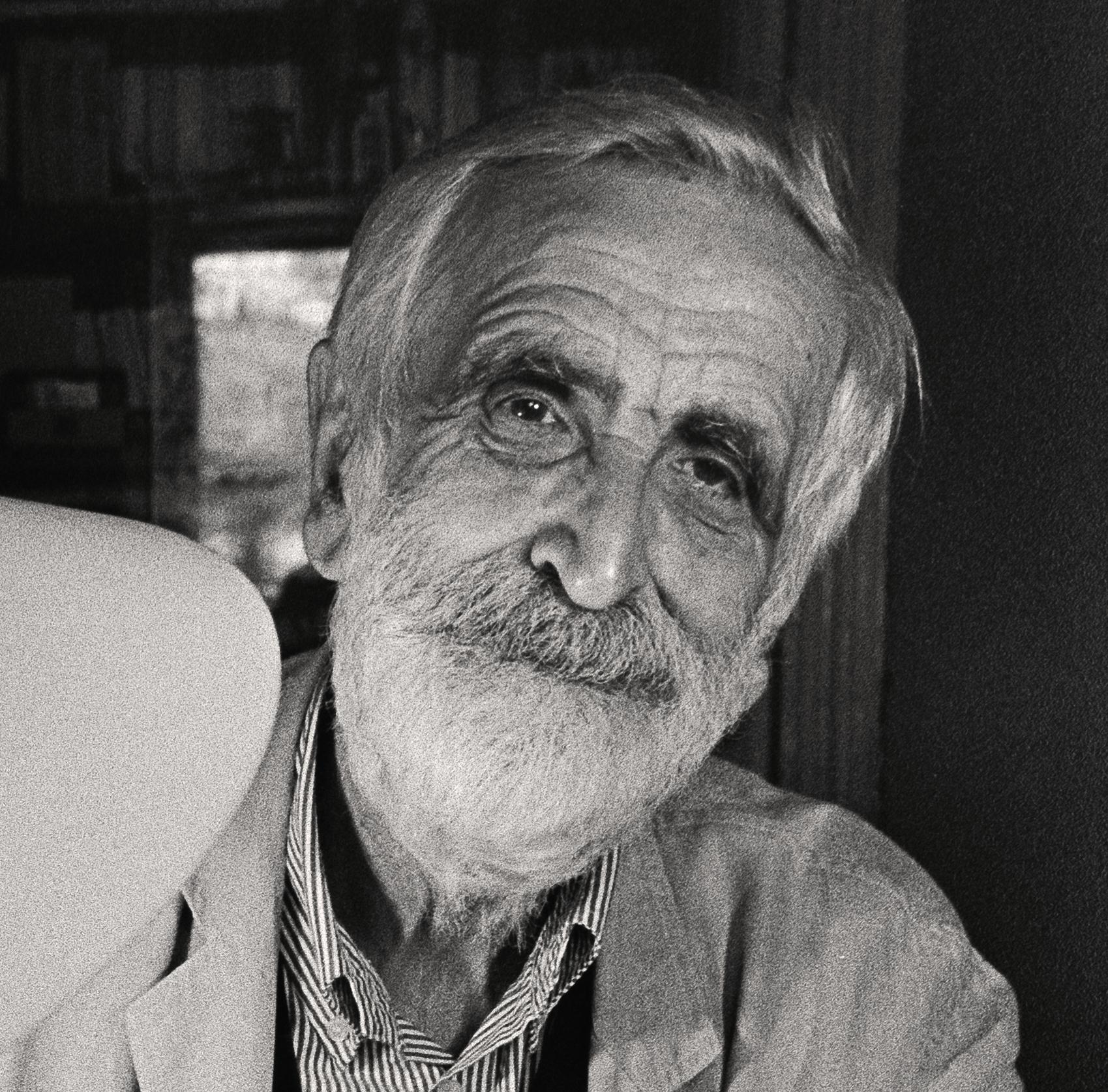 Wir trauern um den großen Designer Enzo Mari